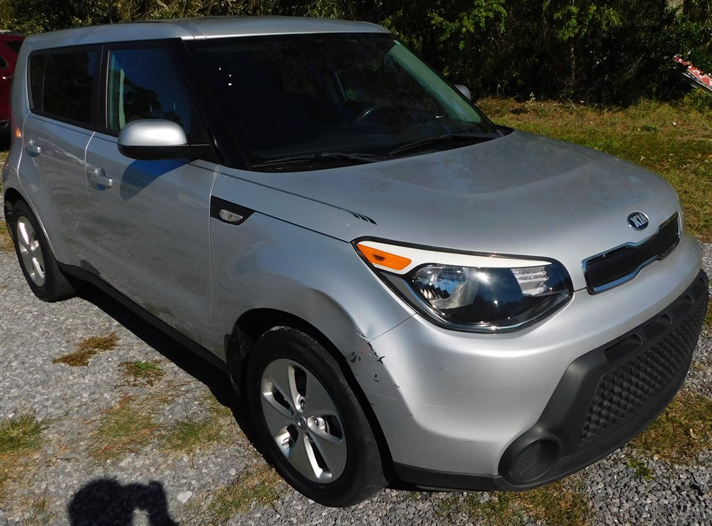 The 2014 Kia Soul photos