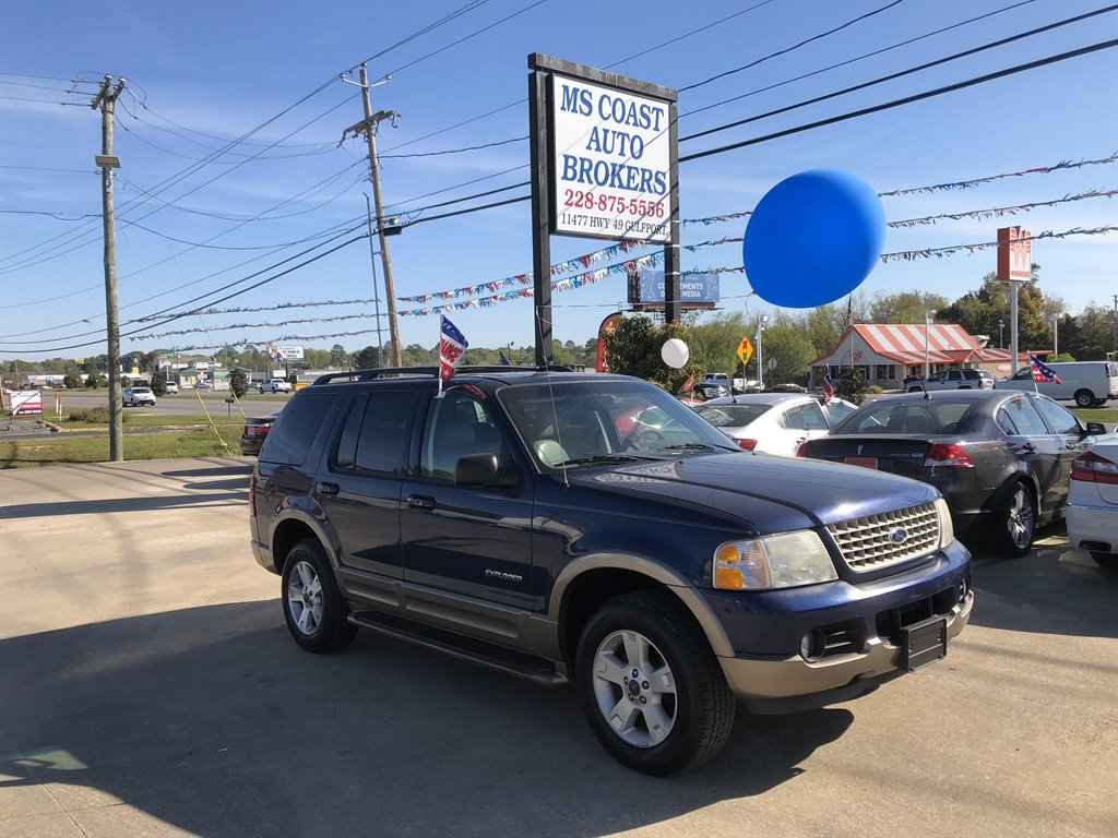 2004 Ford Explorer Eddie Bauer photo