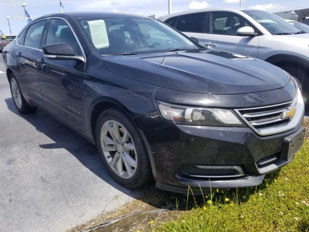 2019 Chevrolet Impala LT photo