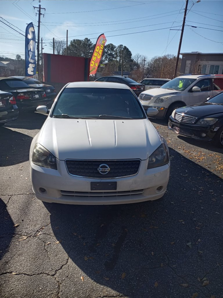 2006 Nissan Altima 2.5 photo
