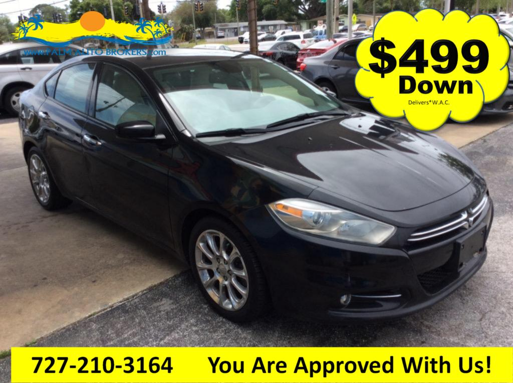 2013 Dodge Dart Limited photo