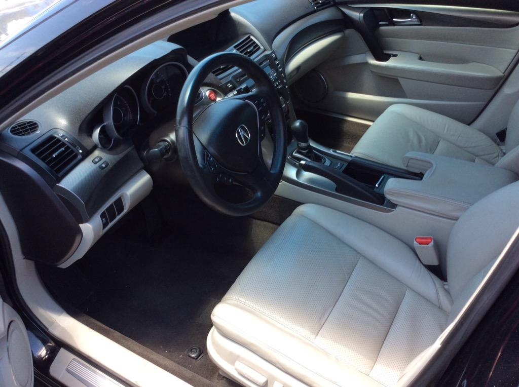 2012 Acura TL w/ Technology Package photo