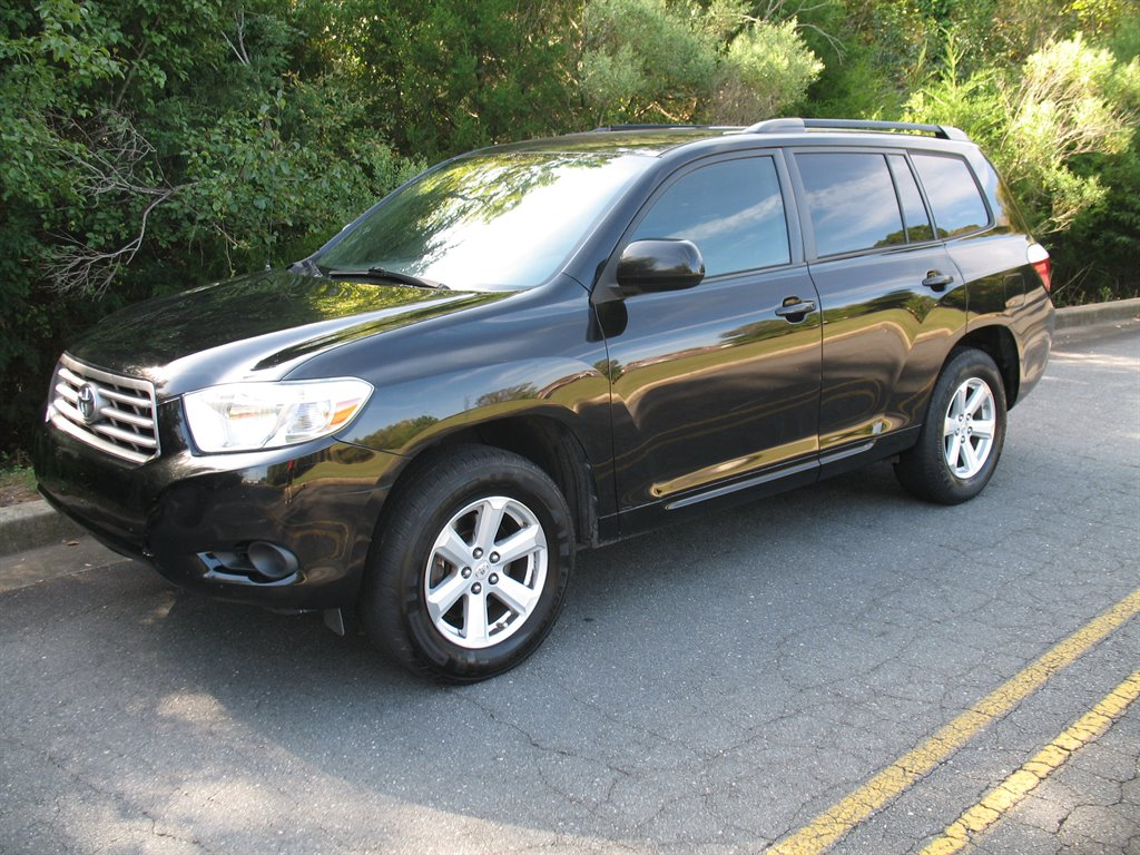 2010 Toyota Highlander photo