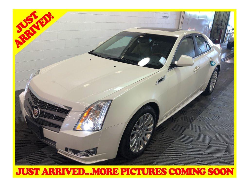 2011 Cadillac CTS 3.6L Premium photo