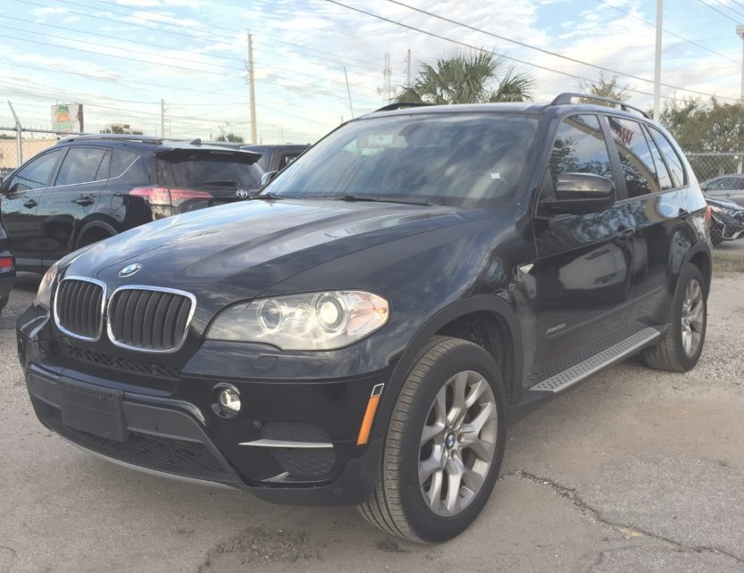 2012 BMW X5 xDrive35i photo