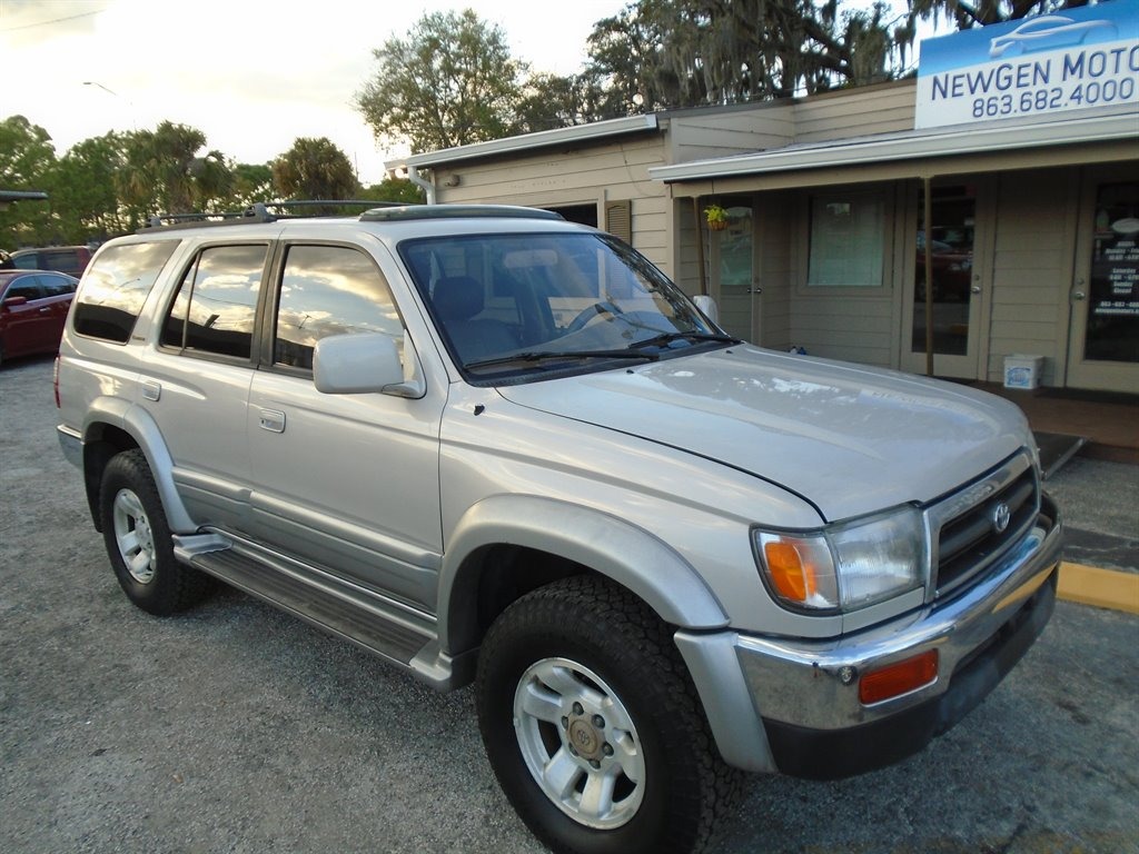 1998 Toyota 4Runner Limited photo