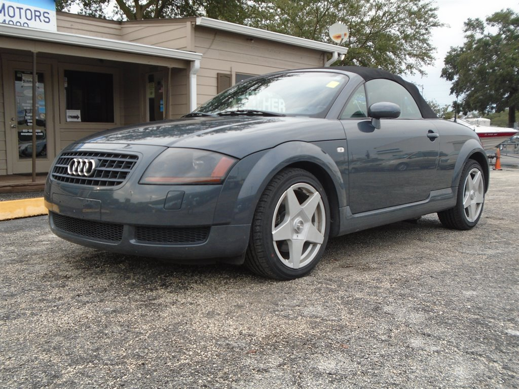 2003 Audi TT 180hp photo