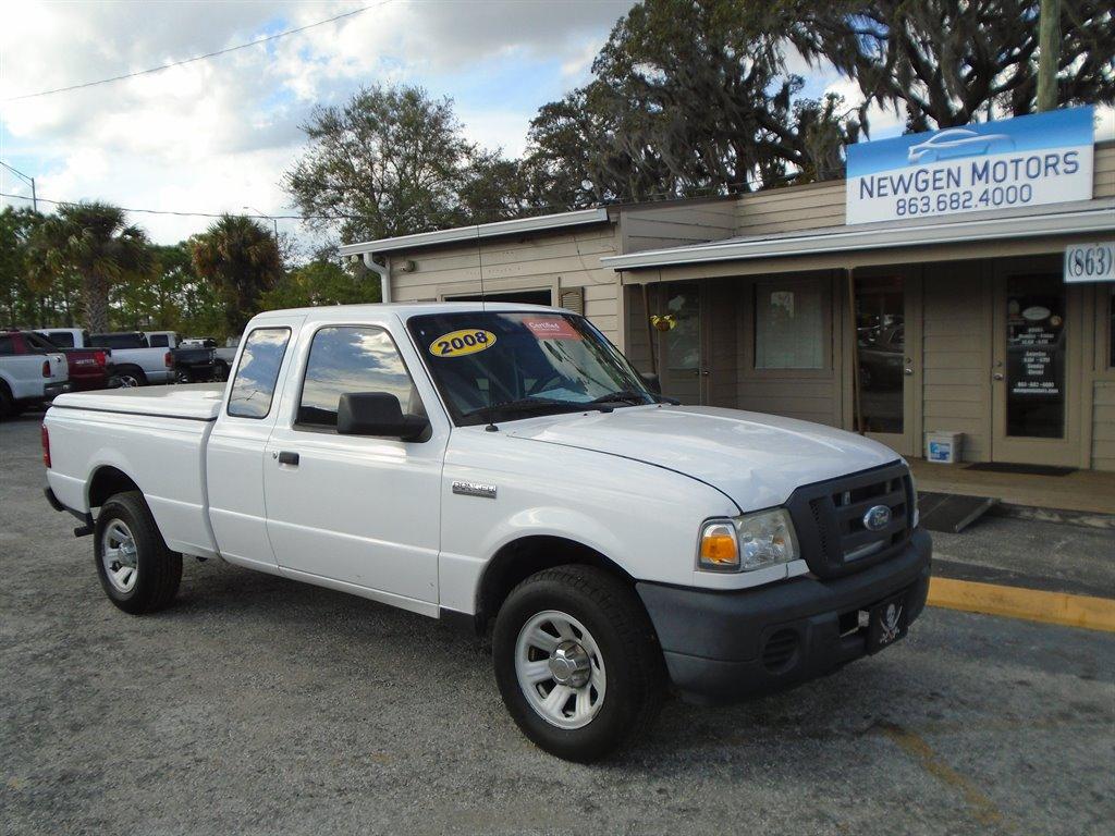 2008 Ford Ranger XL photo