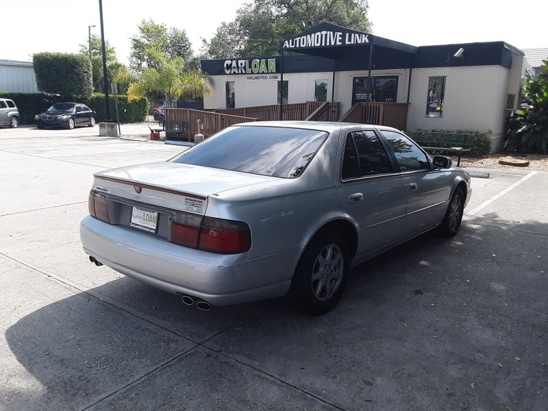 2001 Cadillac Seville SLS photo