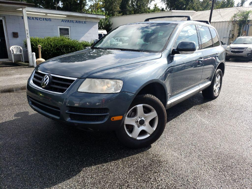 2004 Volkswagen Touareg V6 photo