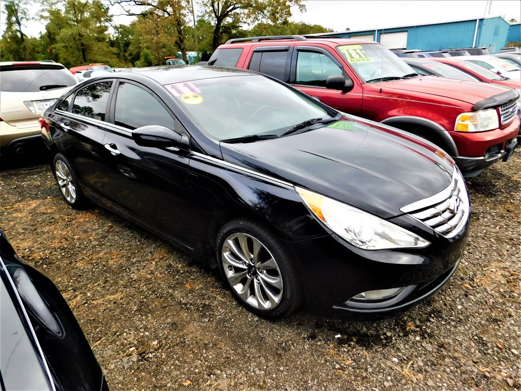 2011 Hyundai Sonata Limited photo