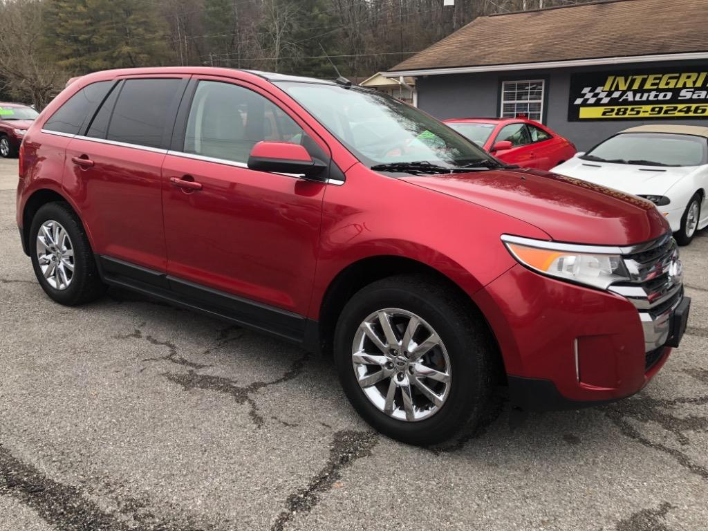 2012 Ford Edge Limited photo