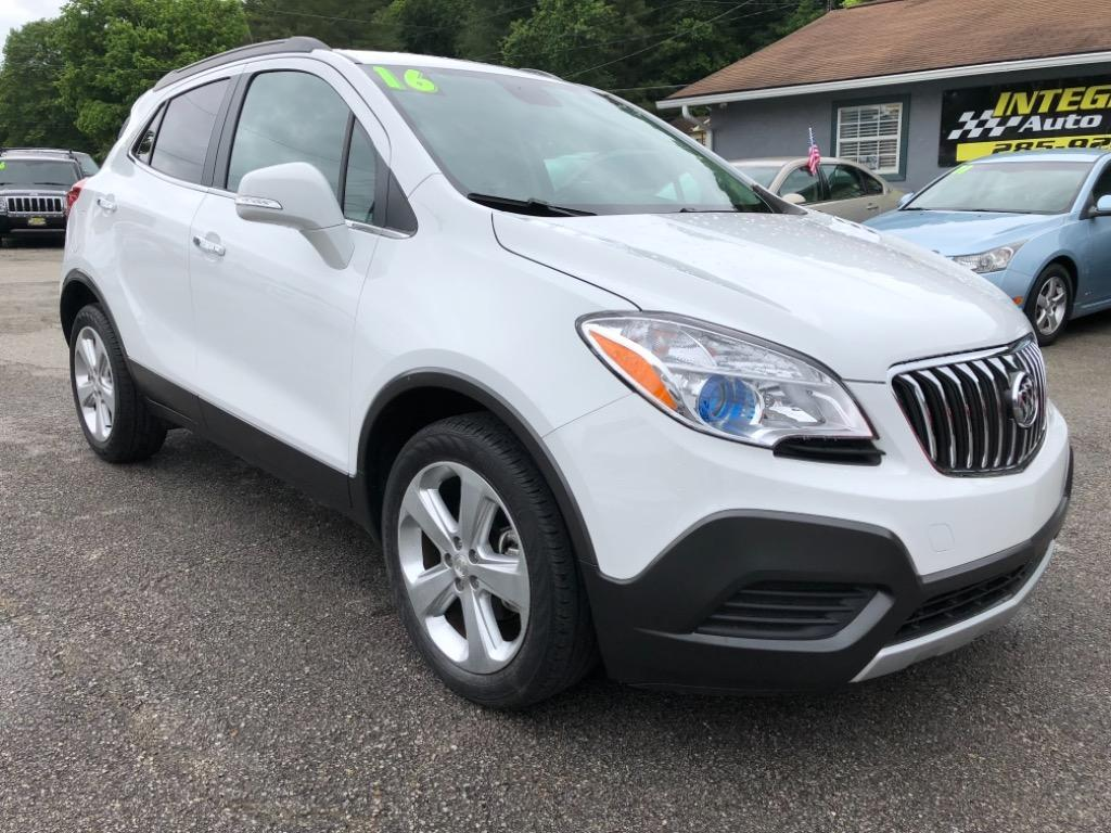 2016 Buick Encore photo