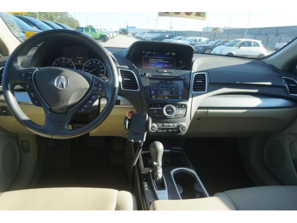 2018 Acura RDX w/Advance photo