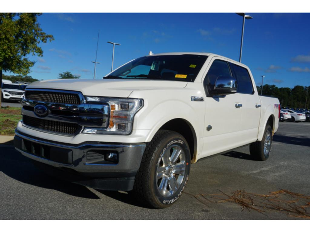 2019 Ford F-150 King Ranch photo