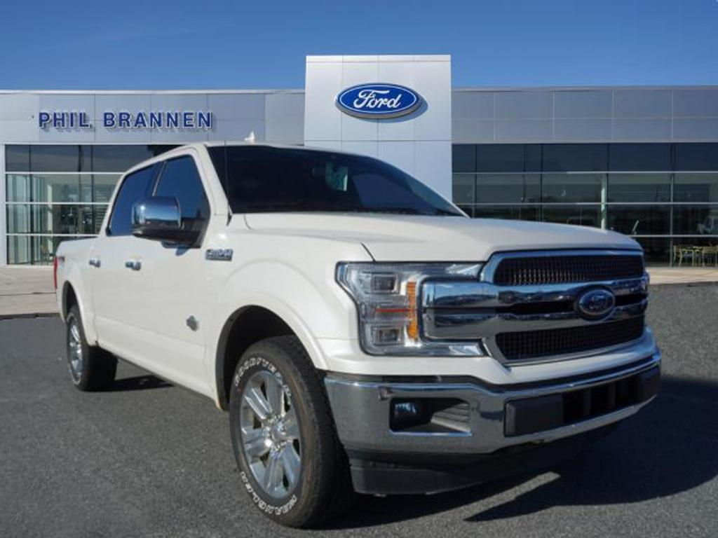 The 2019 Ford F-150 King Ranch photos