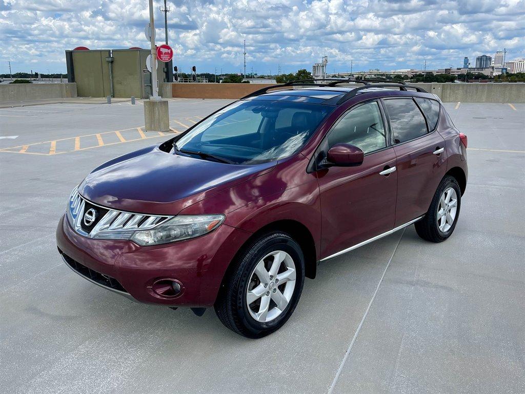 2010 Nissan Murano SL photo
