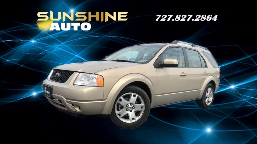 2007 Ford FreeStyle Limited photo