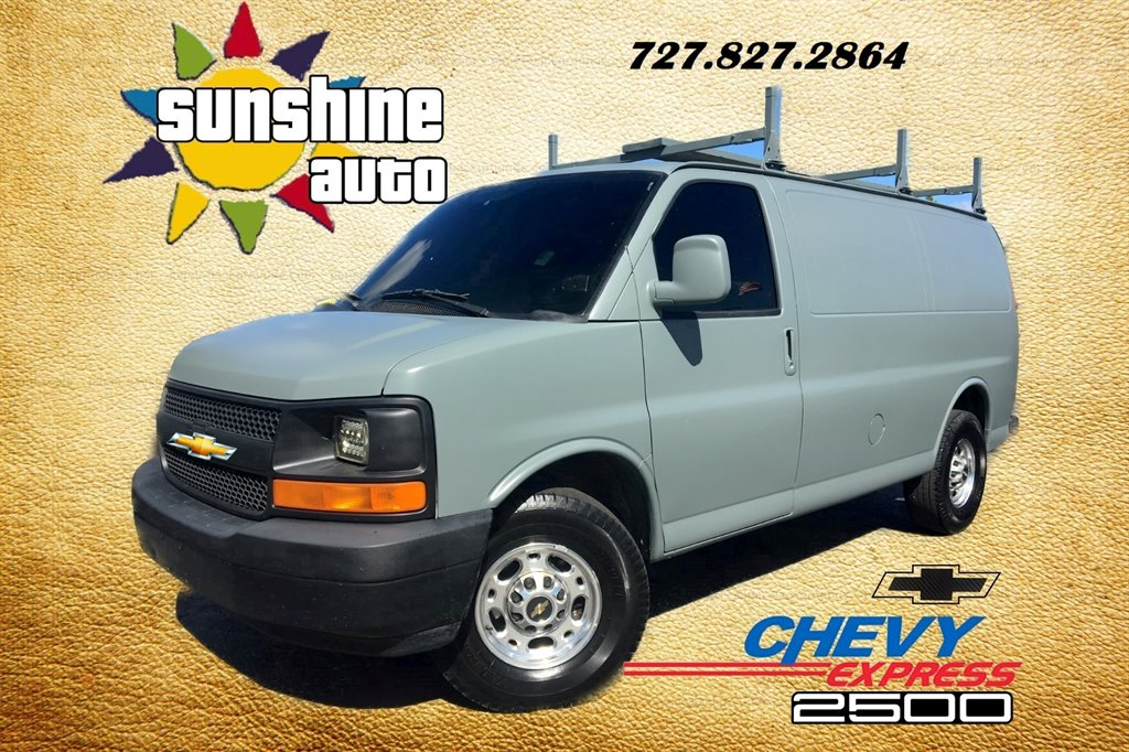 2007 Chevrolet Express 2500 2500 photo