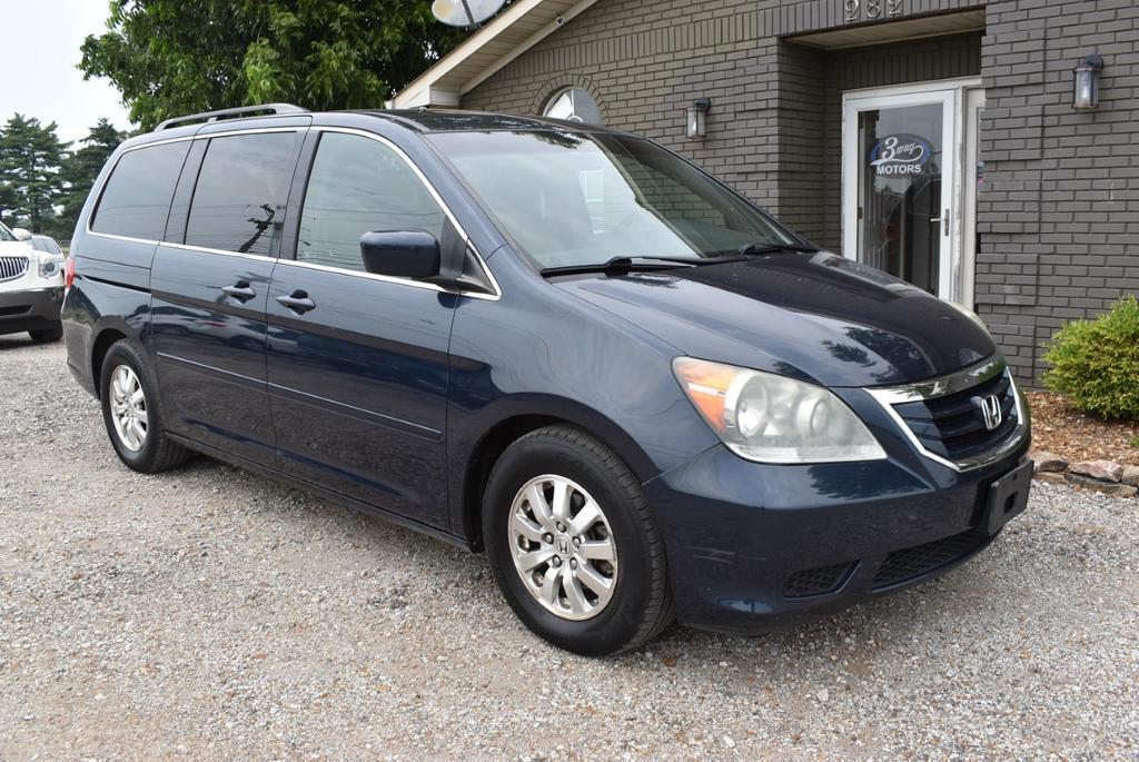 The 2010 Honda Odyssey EX photos