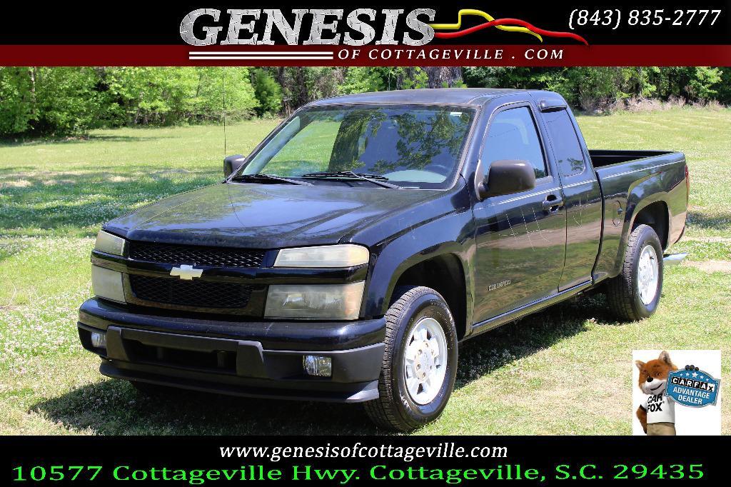 2004 Chevrolet Colorado Z85 photo