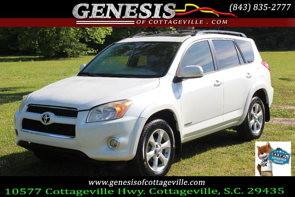 2011 Toyota RAV4 Limited photo