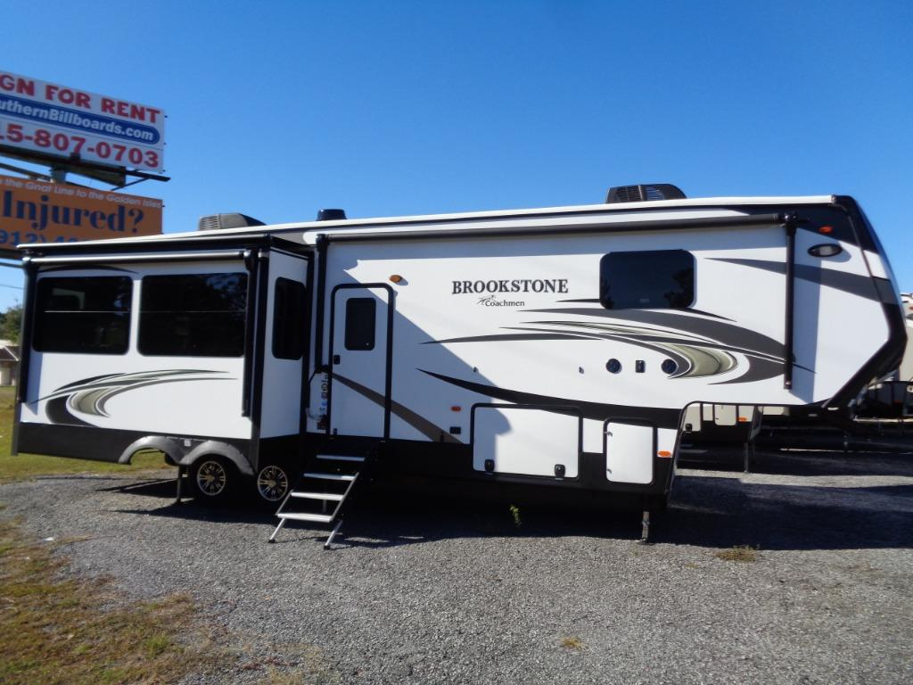 2019 Coachmen RV BROOKSTONE 310RL REAR LIVING