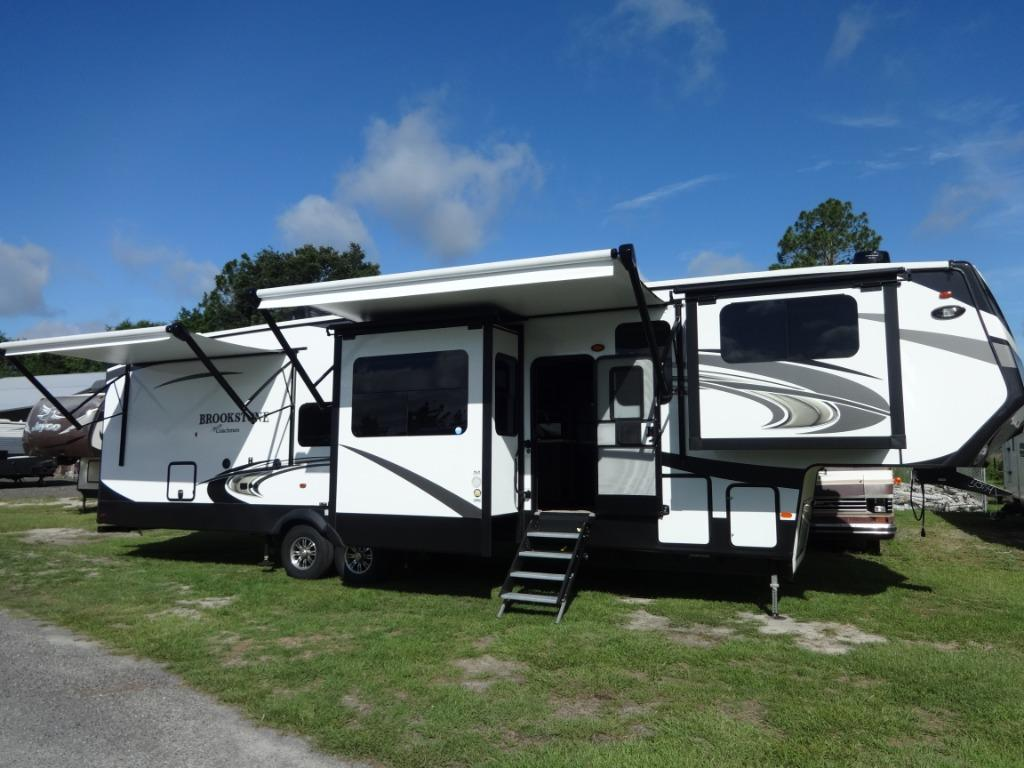 2020 Coachmen RV BROOKSTONE 344FL FRONT LIVING