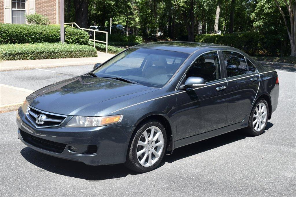 2007 Acura TSX photo