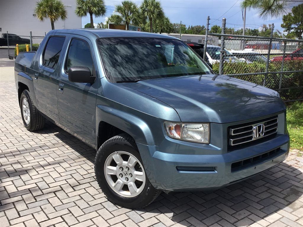 2008 Honda Ridgeline RTS photo