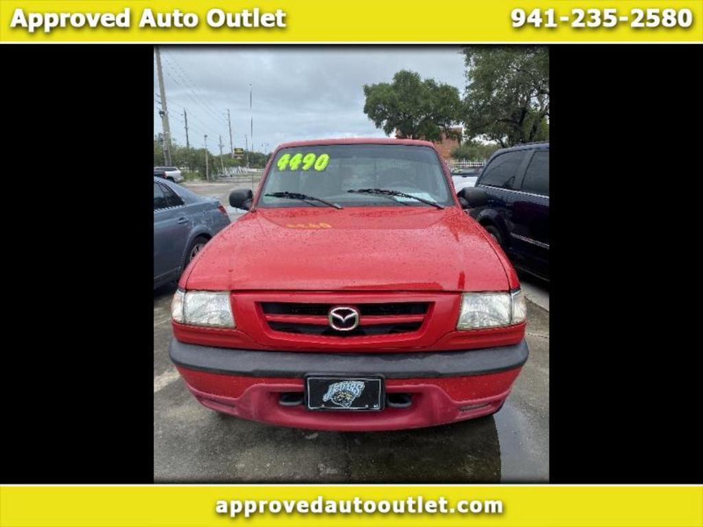2001 Mazda B-Series Pickup B3000 DS photo