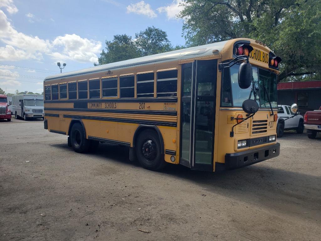 The 2009 Blue Bird ALL AMERICAN Bus photos