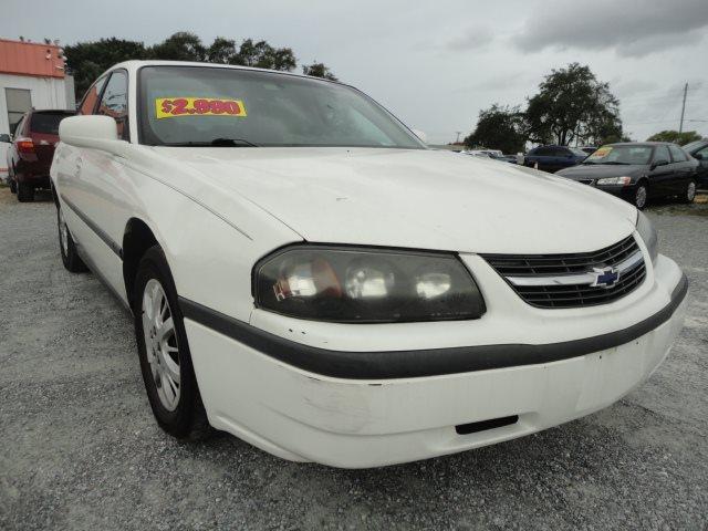 2002 Chevrolet Impala photo