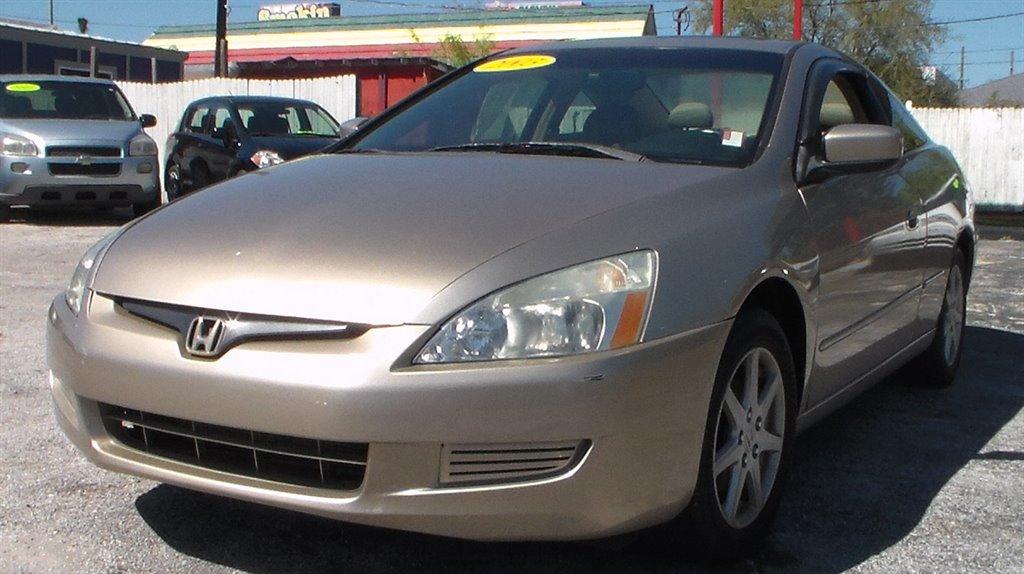 2003 Honda Accord EX photo