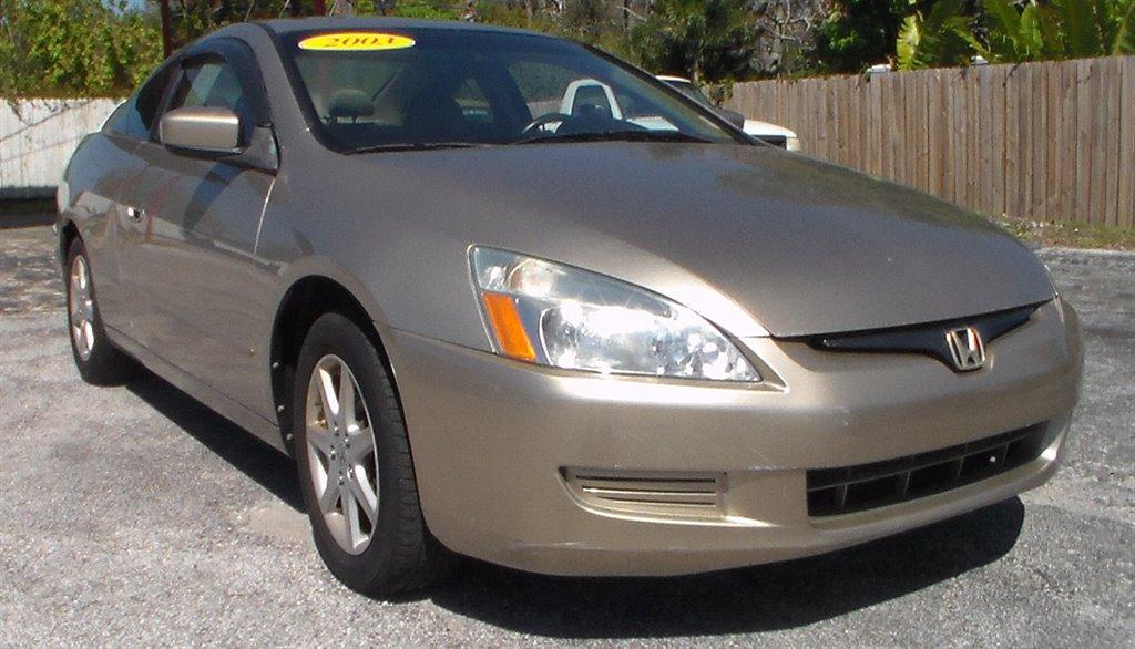 The 2003 Honda Accord EX photos