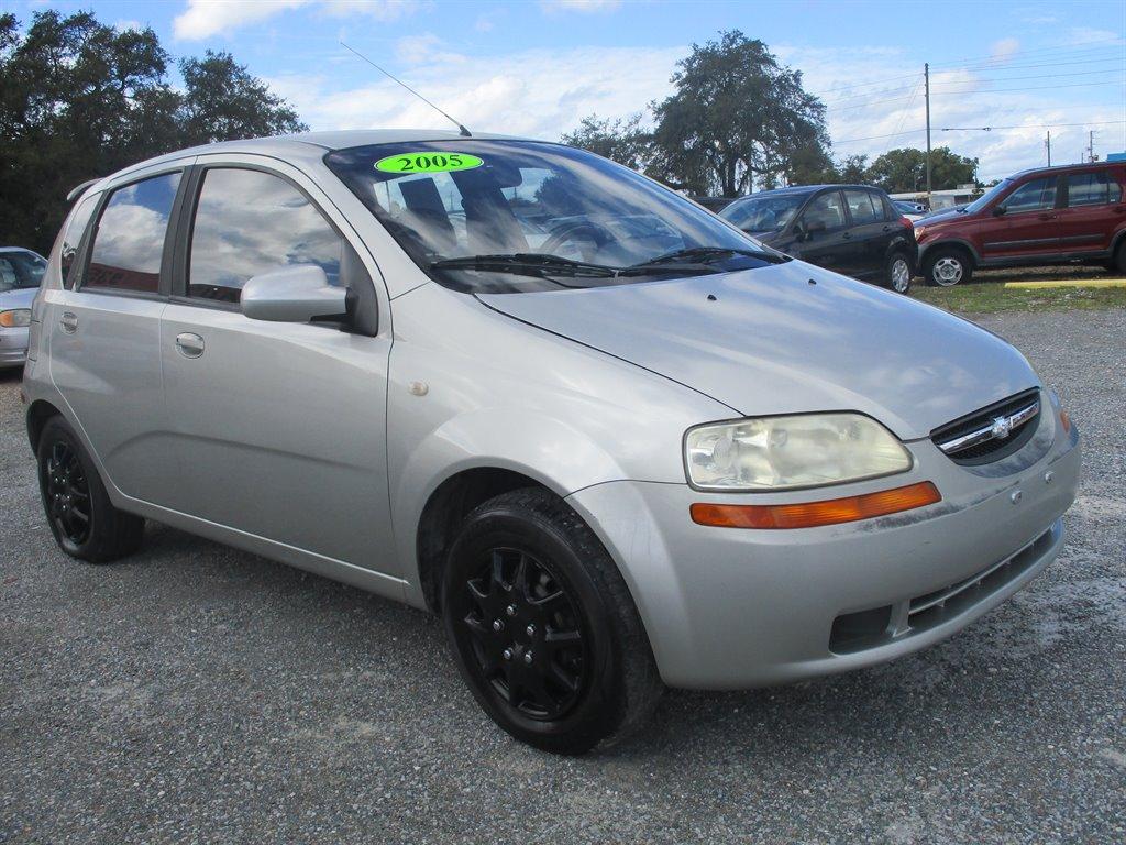 2005 Chevrolet Aveo Special Value