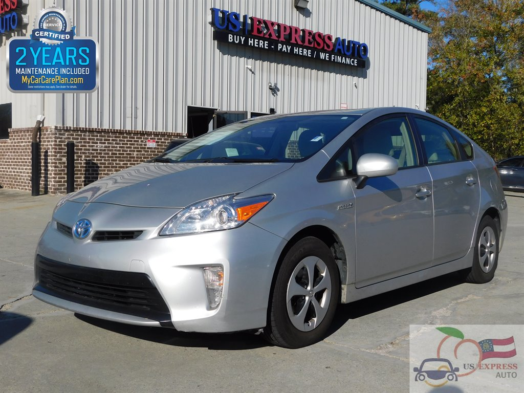 2012 Toyota Prius Two photo