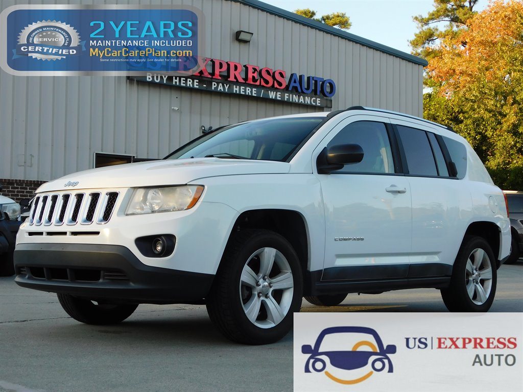 2011 Jeep Compass Sport photo