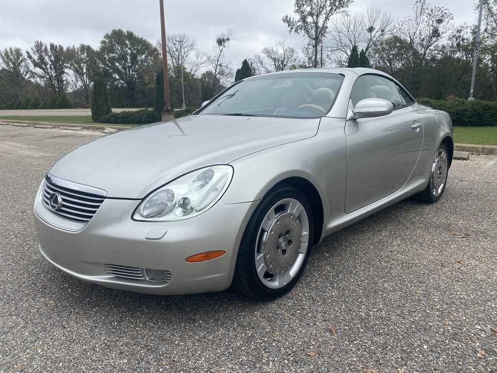 2003 Lexus SC 430 photo