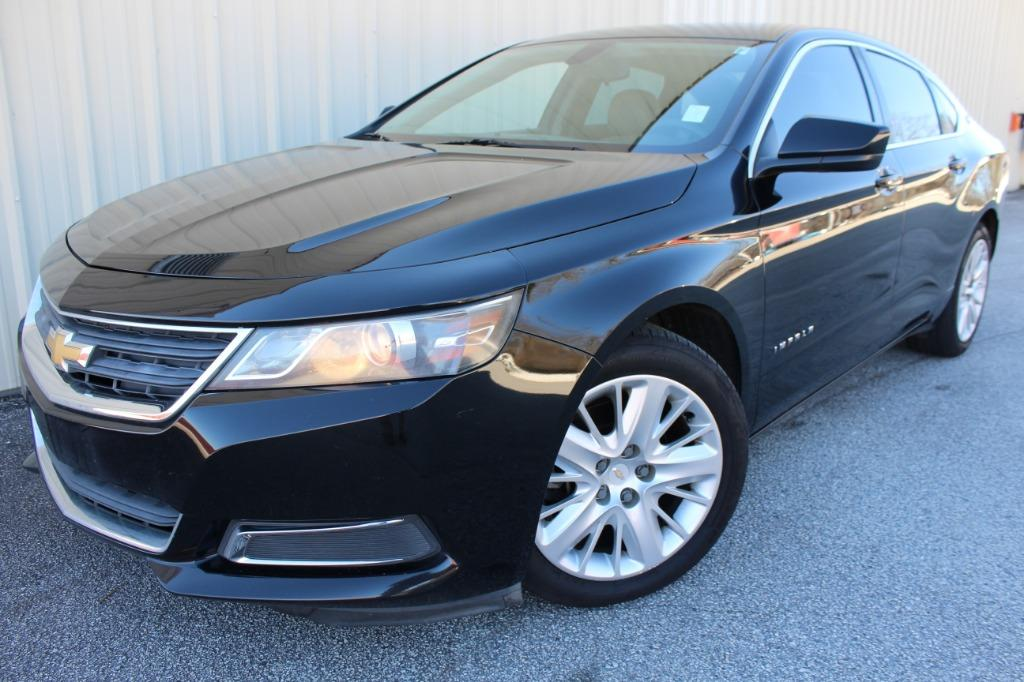 2014 Chevrolet Impala LS photo