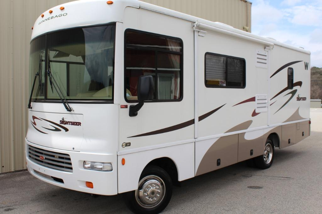 2007 Winnebago SIGHTSEER SERIES M-26P-WORKHORSE