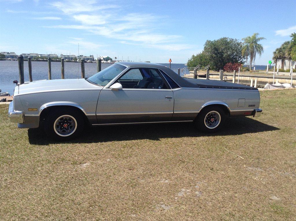 1987 Chevrolet El Camino photo