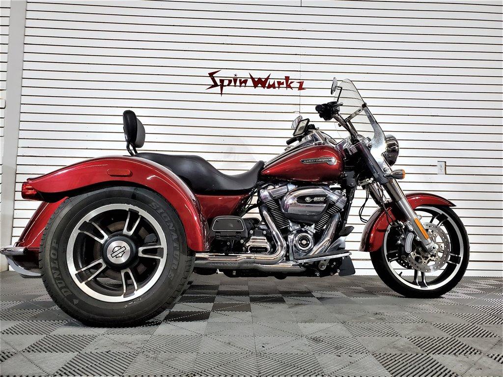 2017 Harley-Davidson Freewheeler Cruiser