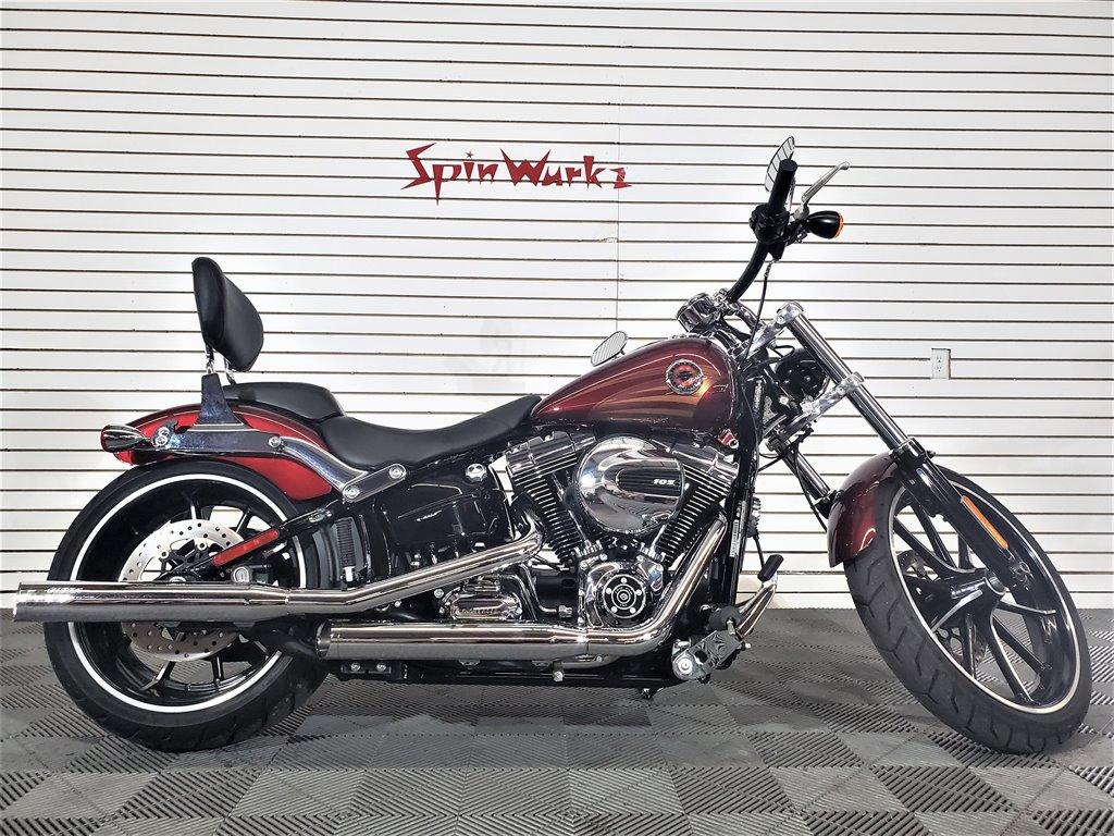 2016 Harley-Davidson Breakout Cruiser