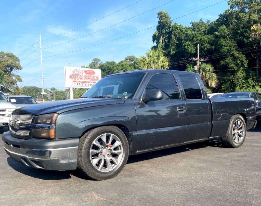 2003 Chevrolet Silverado 1500 photo
