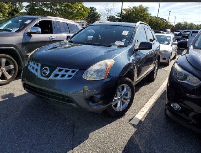 2013 Nissan Rogue S photo