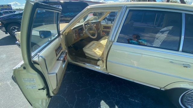 1982 Cadillac Fleetwood Brougham photo