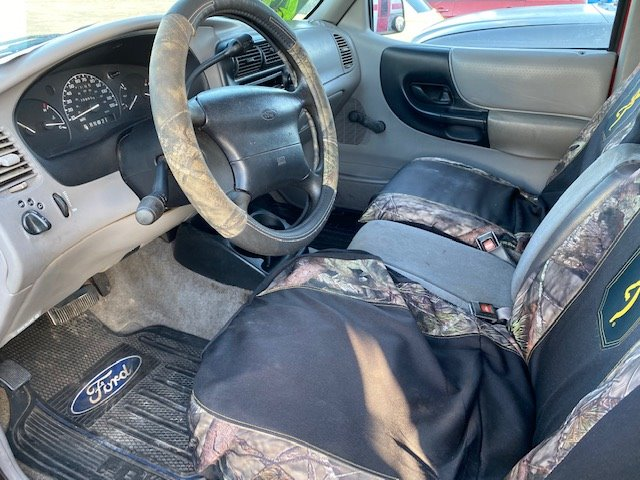 1997 Ford Ranger XL photo