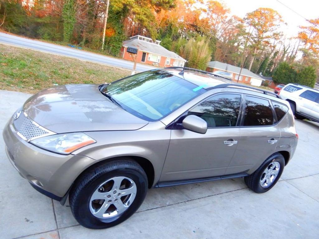 2004 Nissan Murano SL photo
