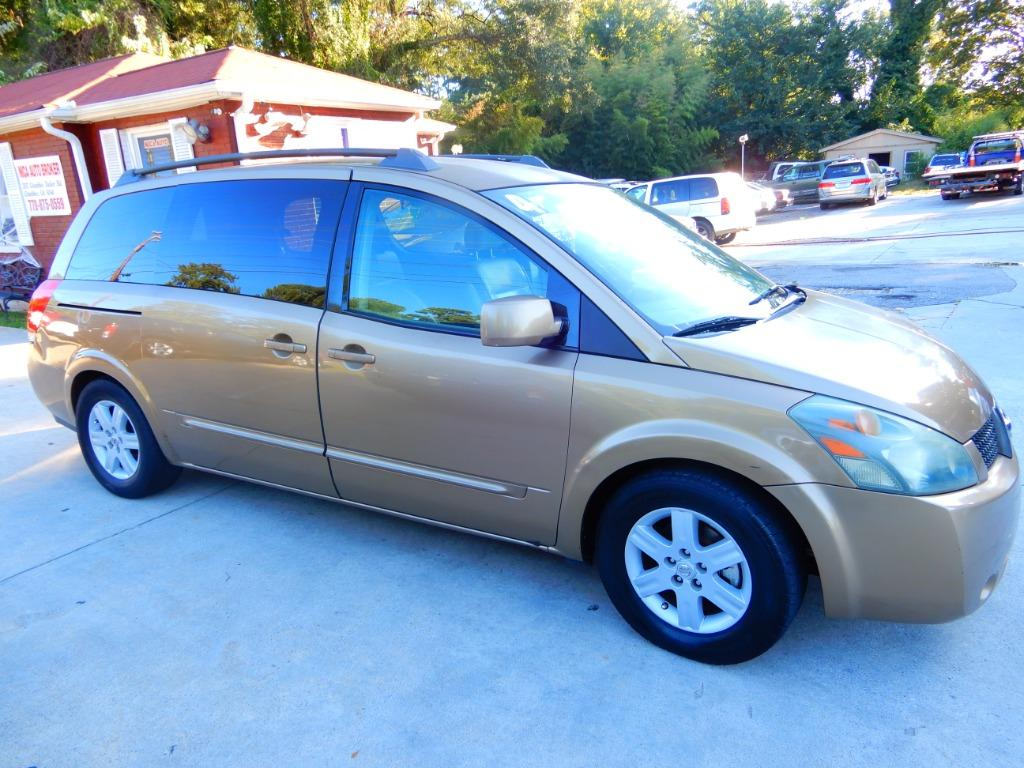 2004 Nissan Quest 3.5 S photo